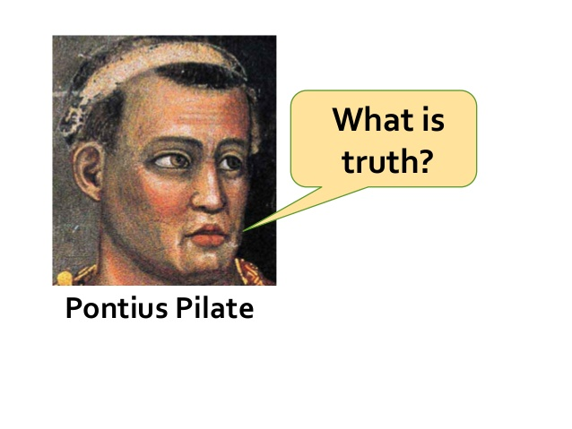 pilate truth