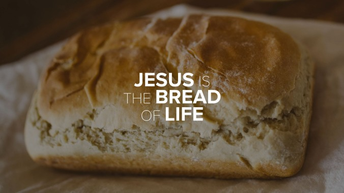 Jesus bread of life